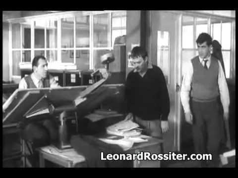 A Kind of Loving (film) A Kind Of Loving 1962 Leonard Rossiter Alan Bates YouTube