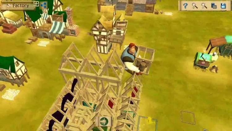 A Kingdom for Keflings A Kingdom for Keflings PC Trailer YouTube
