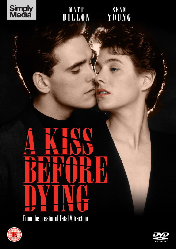 A Kiss Before Dying (1991 film) A Kiss Before Dying New Release Review Mr Rumseys Film Related