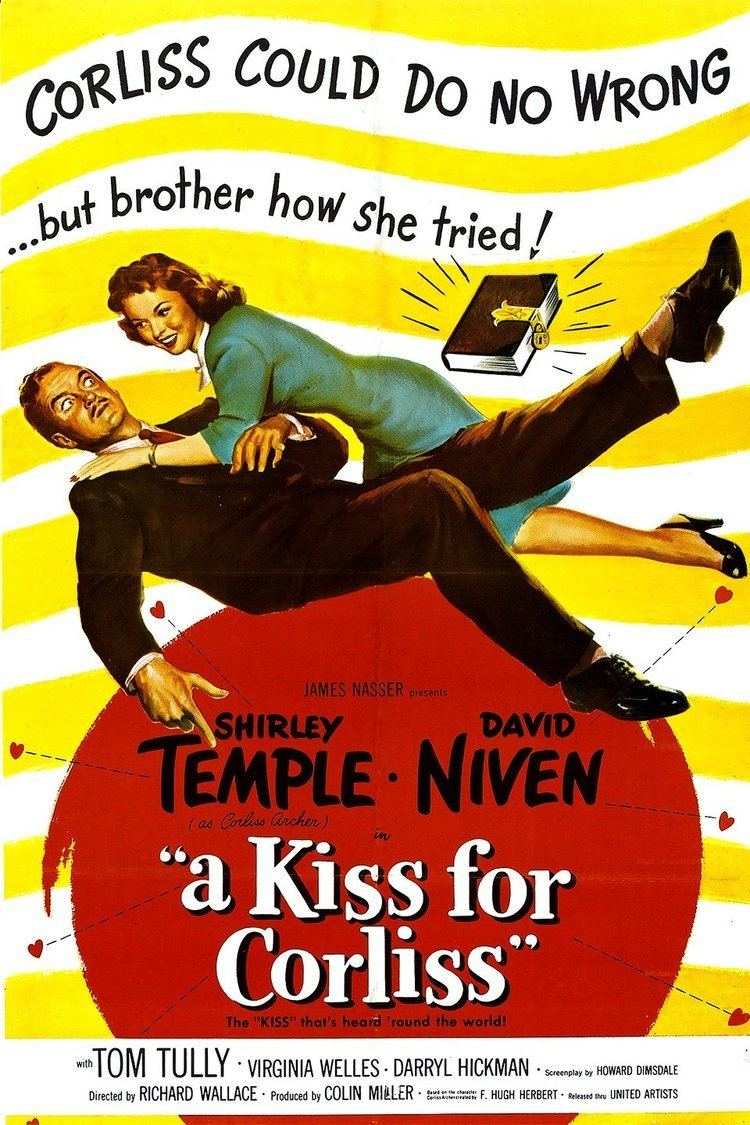 A Kiss for Corliss wwwgstaticcomtvthumbmovieposters51346p51346