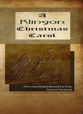 A Klingon Christmas Carol t1gstaticcomimagesqtbnANd9GcStjdXE7AmWQndl