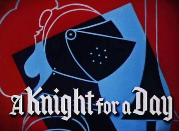 A Knight for a Day A Knight for a Day 1946 The Internet Animation Database