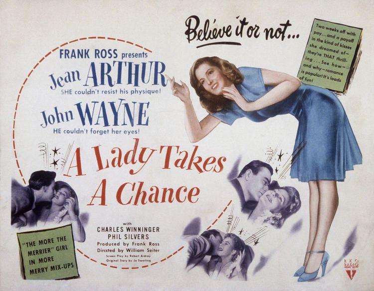A Lady Takes a Chance A Lady Takes a Chance 1943