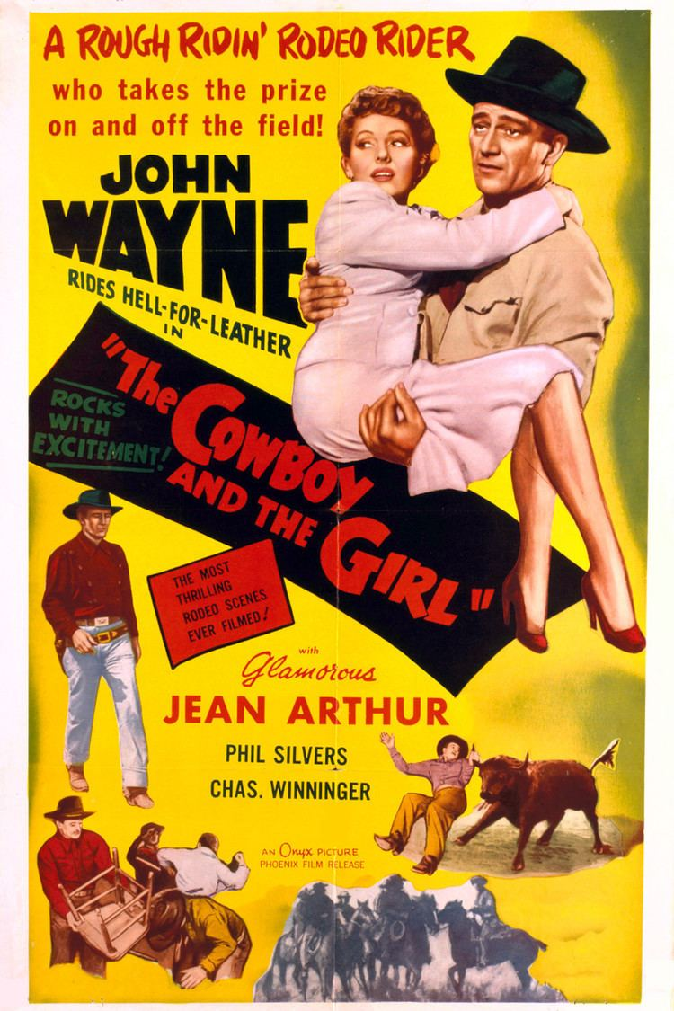 A Lady Takes a Chance wwwgstaticcomtvthumbmovieposters91092p91092
