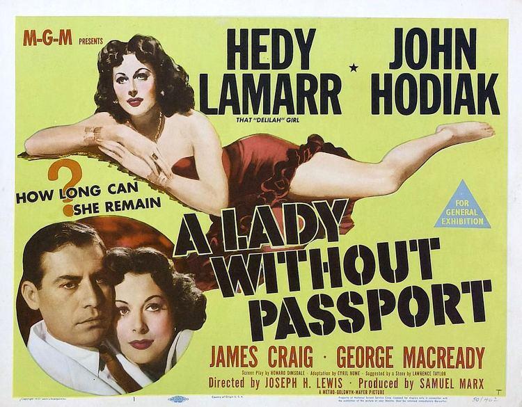 A Lady Without Passport A Lady Without Passport
