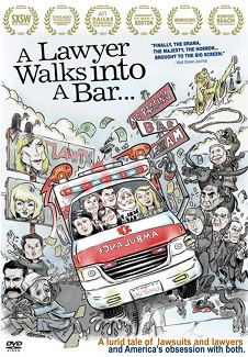 A Lawyer Walks into a Bar movie poster
