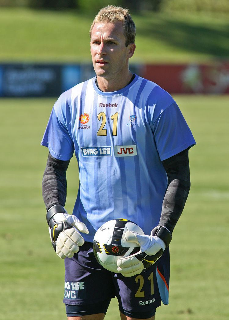 A-League Goalkeeper of the Year