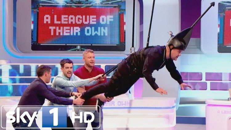 A League of Their Own (UK game show) A League Of Their Own Series 8 Episode 5 British Comedy Guide