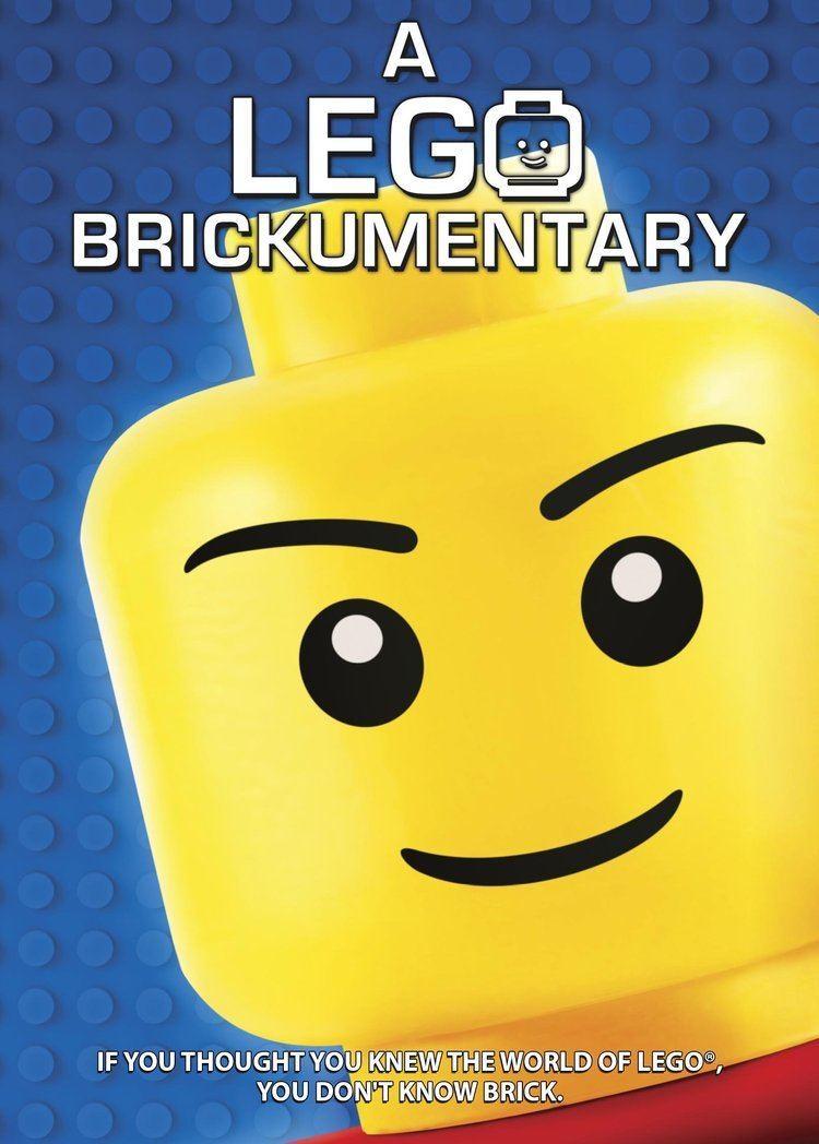 A Lego Brickumentary A LEGO Brickumentary DVD Release Date November 3 2015