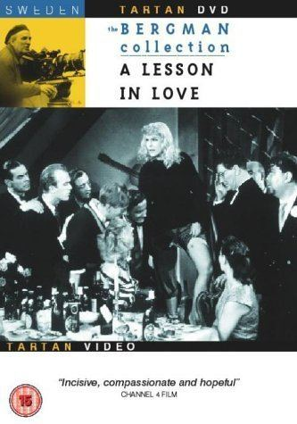 A Lesson in Love A Lesson In Love 1954 DVD Amazoncouk Eva Dahlbeck Gunnar
