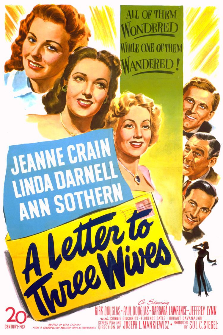 A Letter to Three Wives wwwgstaticcomtvthumbmovieposters4543p4543p