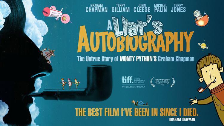 A Liar's Autobiography A Liar39s Autobiography The untrue story of Monty Python39s Graham