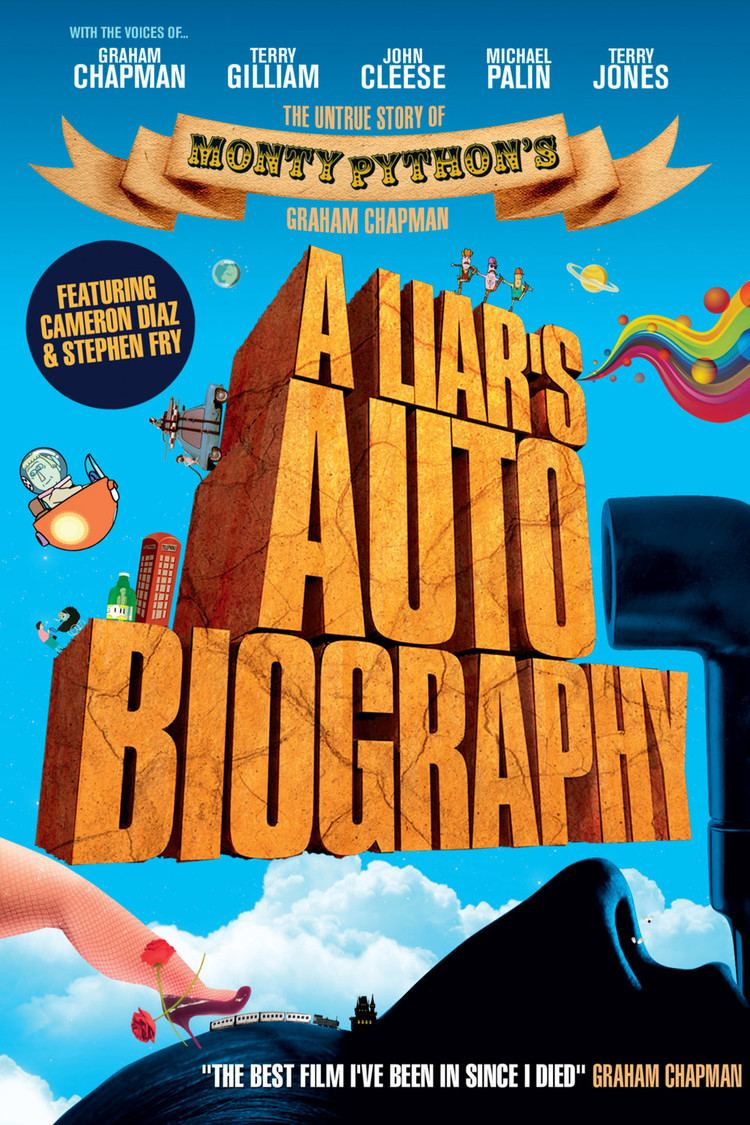 A Liar's Autobiography: The Untrue Story of Monty Python's Graham Chapman wwwgstaticcomtvthumbmovieposters9451064p945