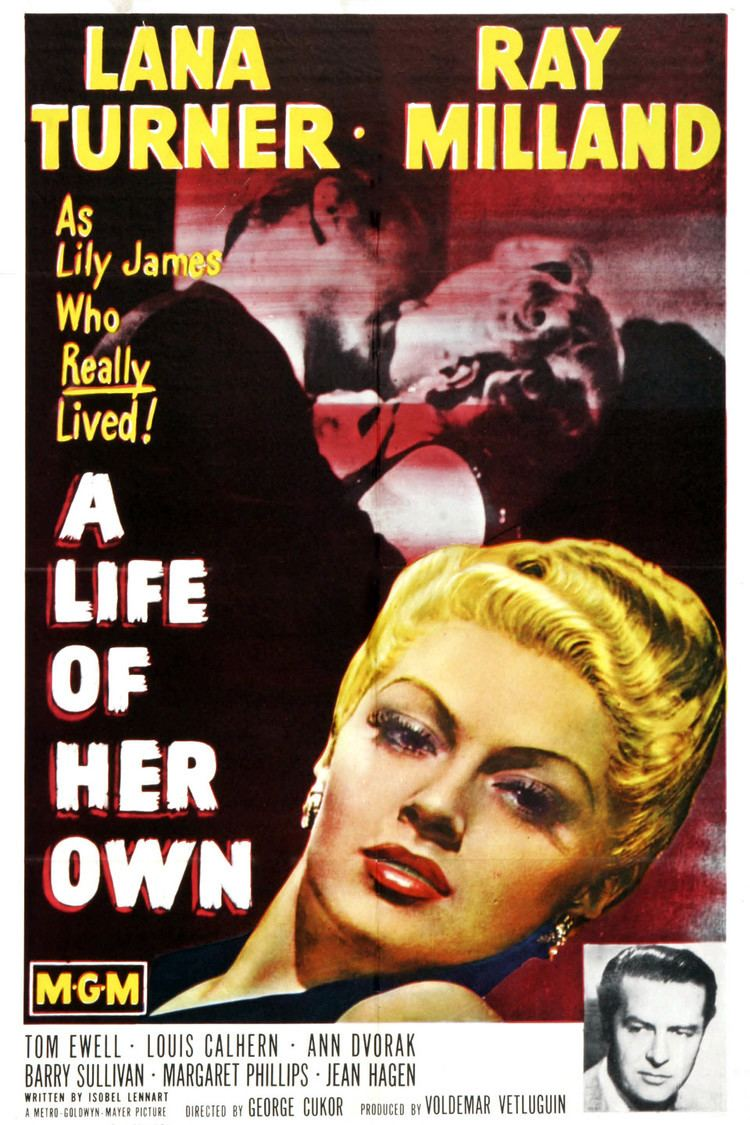 A Life of Her Own wwwgstaticcomtvthumbmovieposters3406p3406p