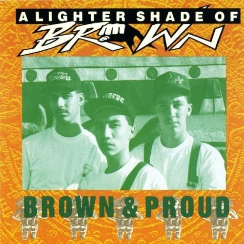 A Lighter Shade of Brown Lighter Shade Of Brown Riverside California Rap Group