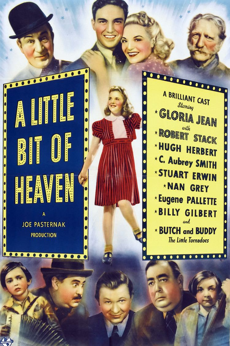 A Little Bit of Heaven (1940 film) wwwgstaticcomtvthumbmovieposters40564p40564