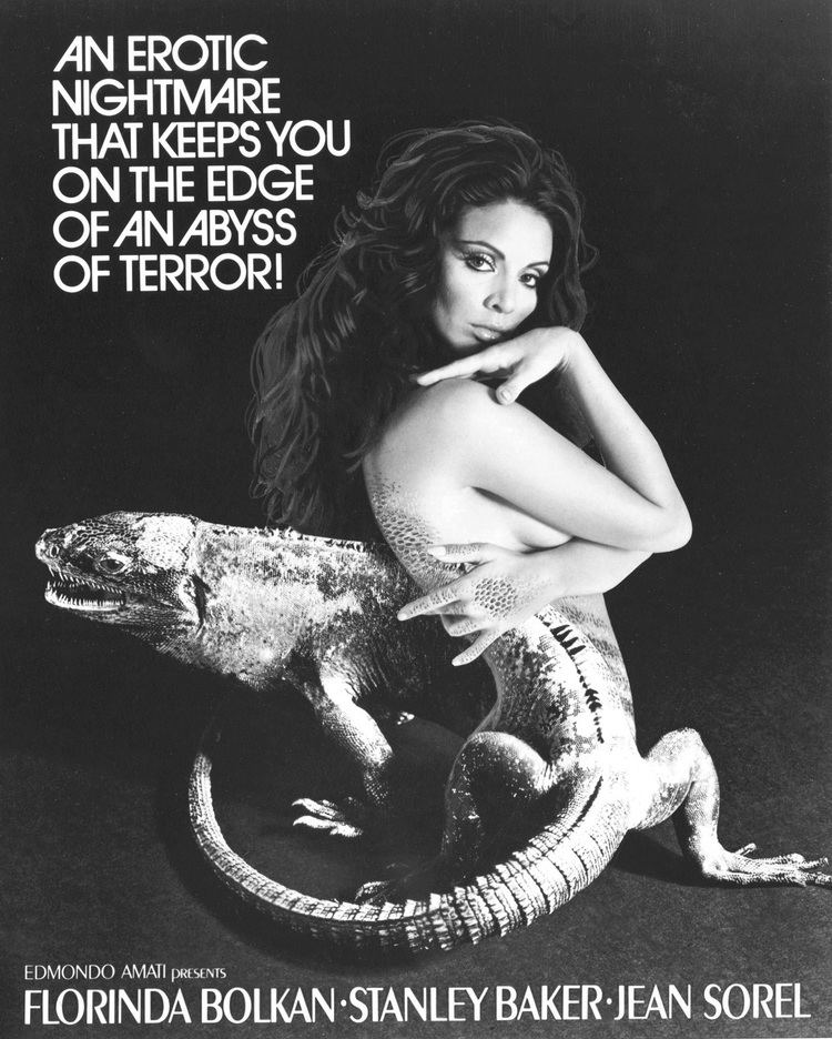 A Lizard in a Woman's Skin Bluray Review Lucio Fulcis A LIZARD IN A WOMANS SKIN