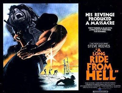 A Long Ride from Hell Bloody Pit of Rod A LONG RIDE FROM HELL 1968