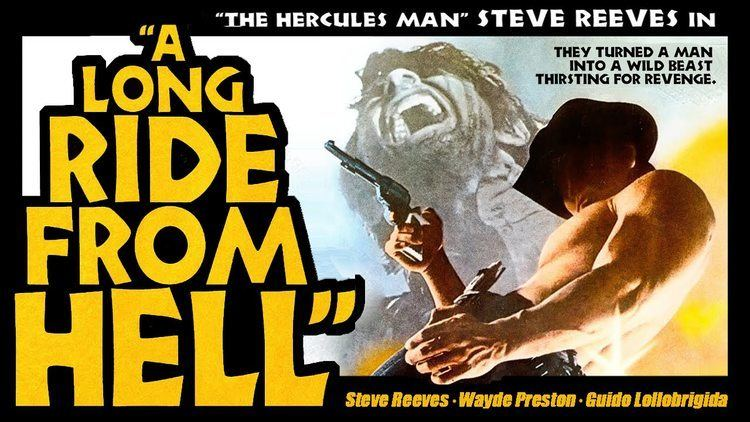 A Long Ride from Hell A Long Ride from Hell 1968 Trailer Color 059 mins YouTube