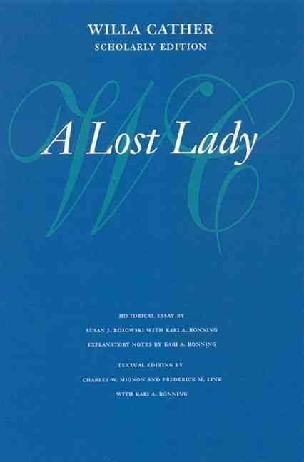 A Lost Lady t2gstaticcomimagesqtbnANd9GcSdyCLG3GMO2aCXyu