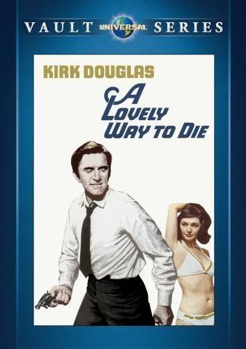 A Lovely Way to Die Amazoncom A Lovely Way to Die Kirk Douglas Sylva Koscina Eli