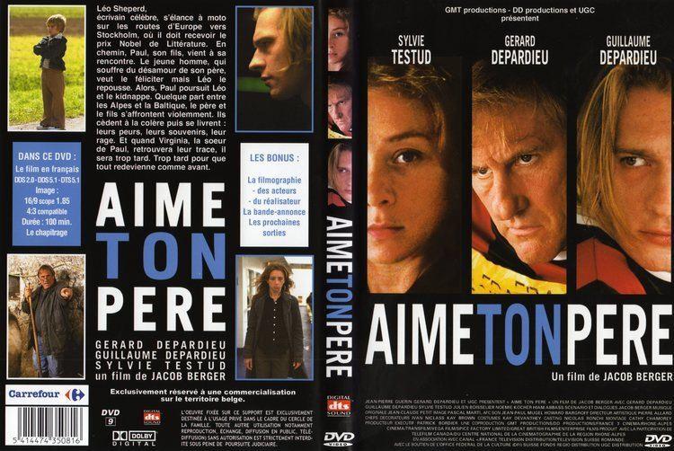 A Loving Father Jaquette DVD de Aime ton pre v2 Cinma Passion