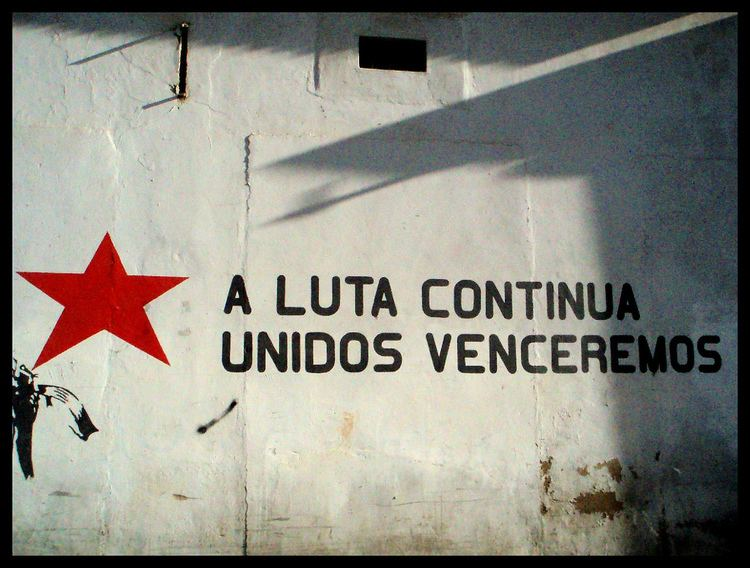 A luta continua A Luta continua Maputo Pipi Flickr