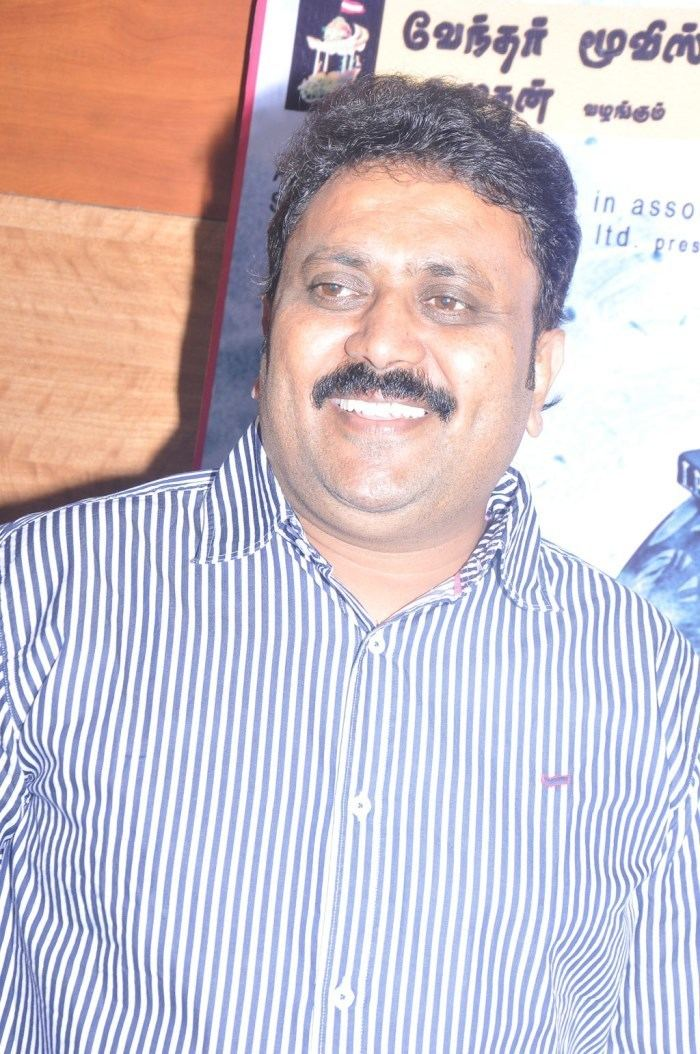 A. M. R. Ramesh Picture 397349 Director AMR Ramesh at Vanayutham Movie