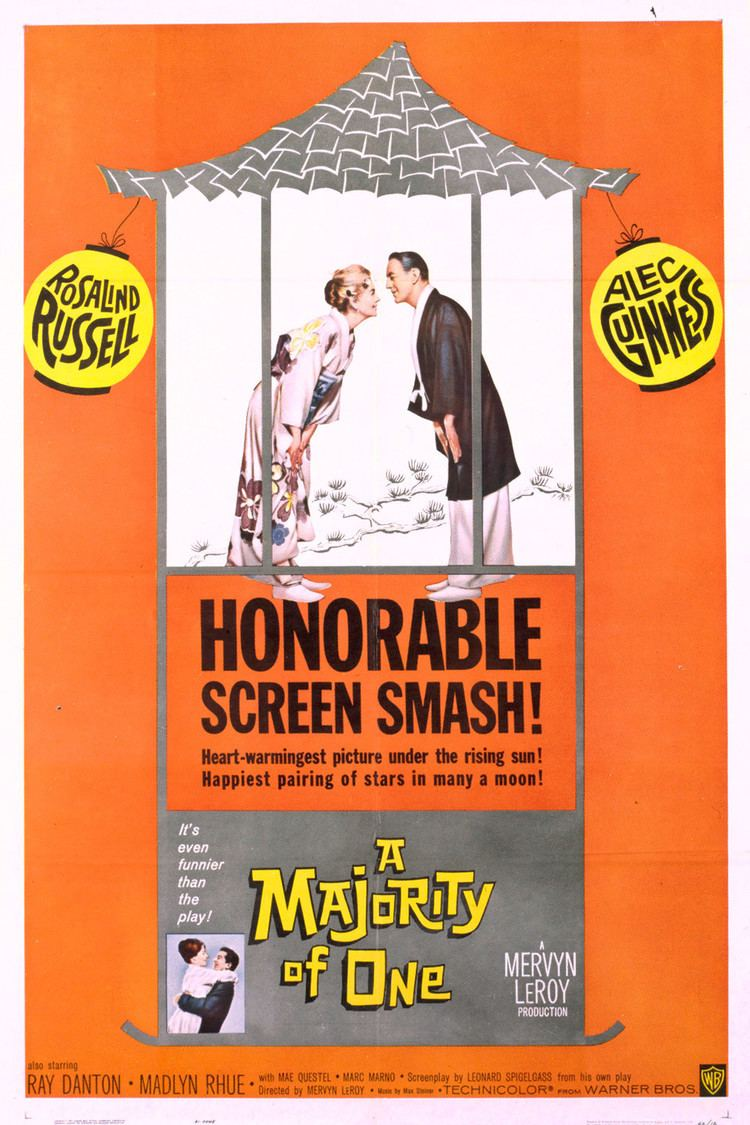 A Majority of One (film) wwwgstaticcomtvthumbmovieposters3045p3045p