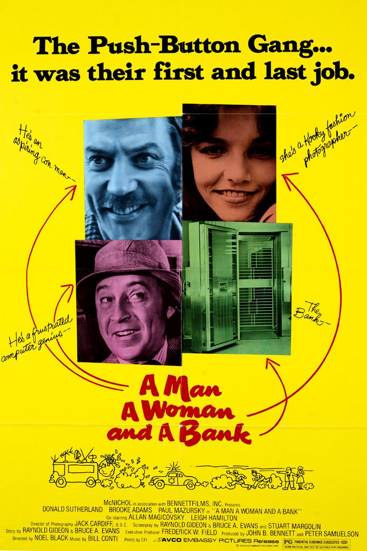 A Man, a Woman, and a Bank wwwgstaticcomtvthumbmovieposters161p161pv