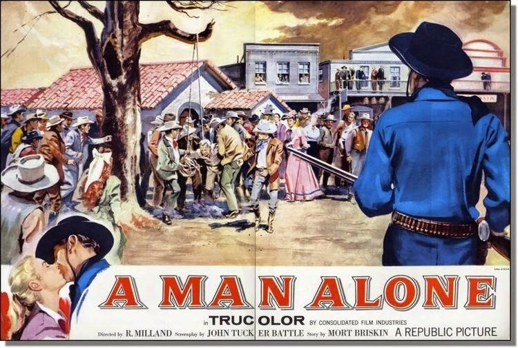 A Man Alone (film) Jeff Arnolds West A Man Alone Republic 1955
