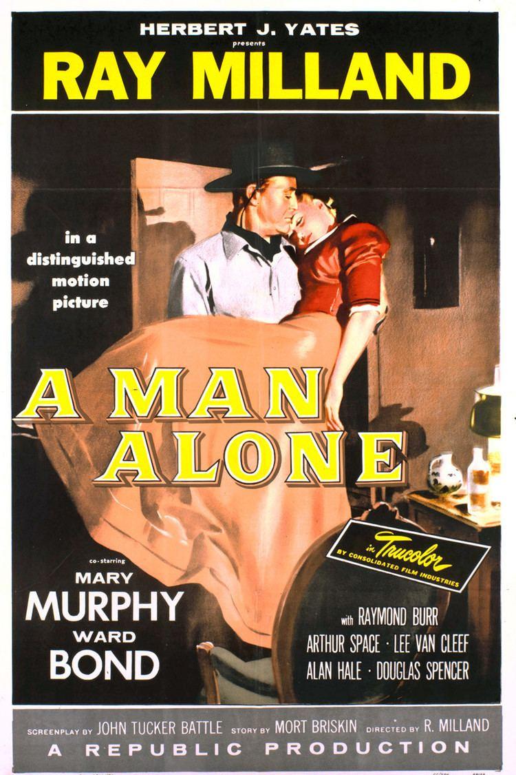 A Man Alone (film) wwwgstaticcomtvthumbmovieposters2486p2486p