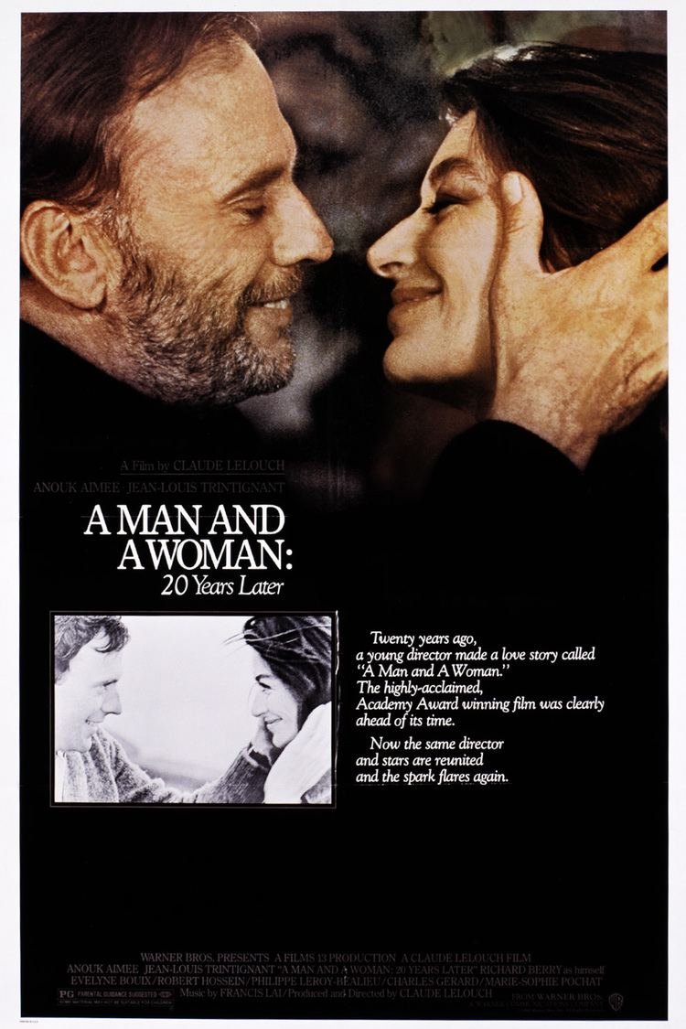 A Man and a Woman: 20 Years Later wwwgstaticcomtvthumbmovieposters9288p9288p