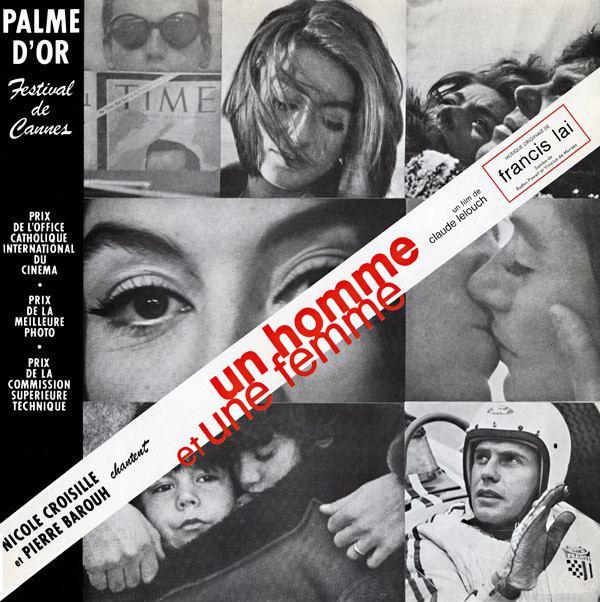 A Man and a Woman Francis Lai Un Homme Et Une Femme Bande Originale Du Film at Discogs