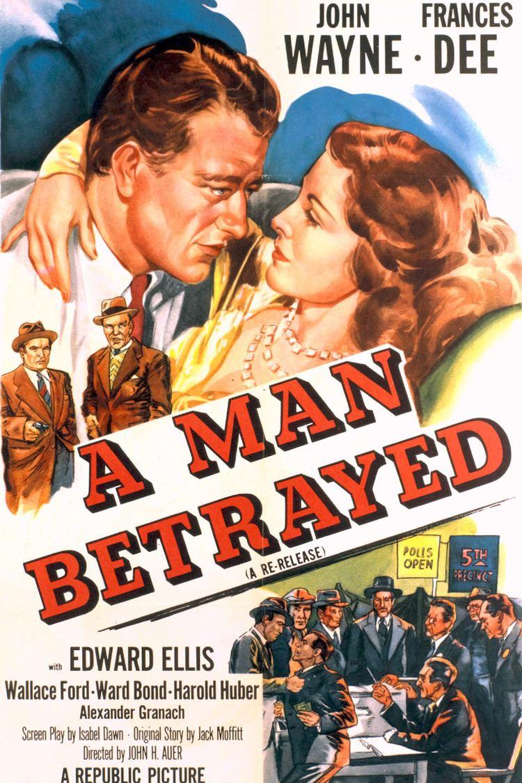 A Man Betrayed (1941 film) wwwgstaticcomtvthumbmovieposters41731p41731