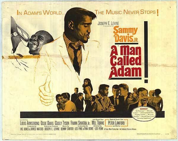 A Man Called Adam (film) Man Called Adam movie posters at movie poster warehouse moviepostercom