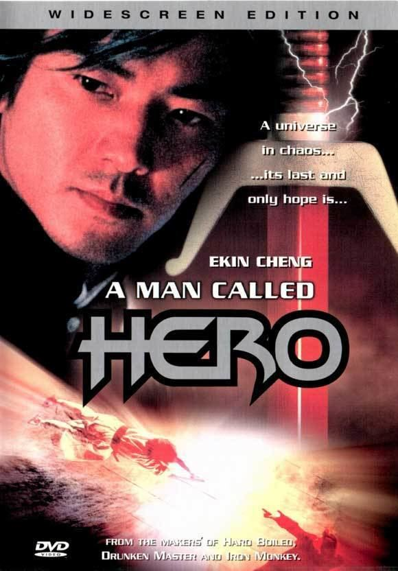 A Man Called Hero A Man Called Hero Movie Posters From Movie Poster Shop