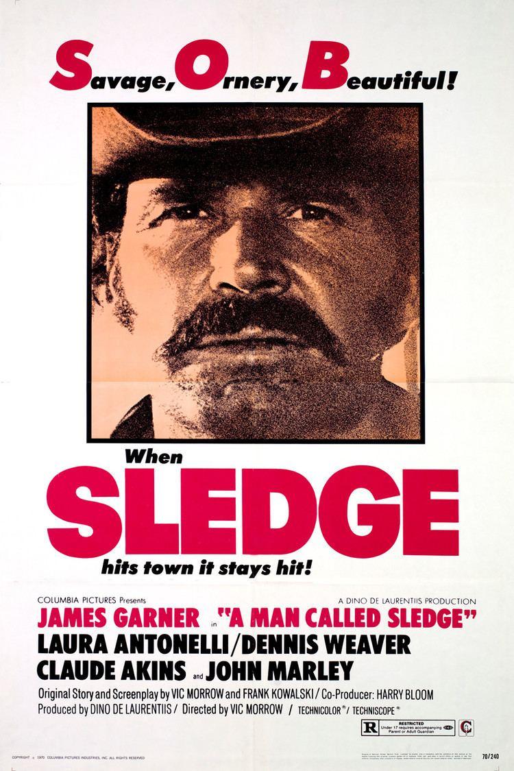 A Man Called Sledge wwwgstaticcomtvthumbmovieposters1323p1323p