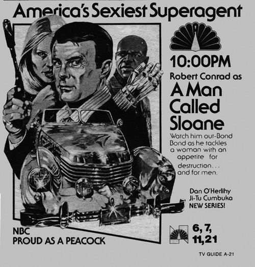 A Man Called Sloane wwwseries80netseriessloaneagentspecialseri
