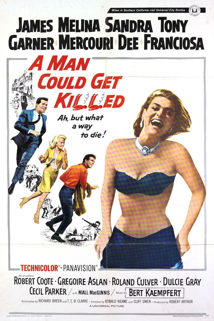 A Man Could Get Killed wwwgstaticcomtvthumbmovieposters37346p37346