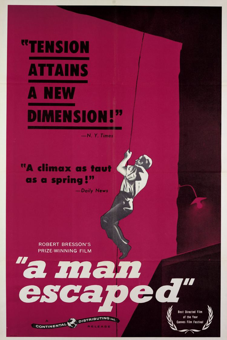 A Man Escaped wwwgstaticcomtvthumbmovieposters12336p12336