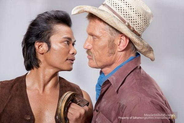 A Man Will Rise A Man Will Rise Promo shot of Dolph Lundgren amp Tony