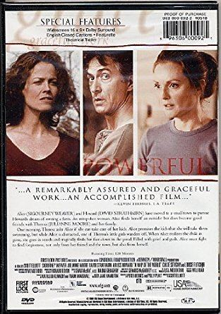 A Map of the World (film) Amazoncom Map of the World Sigourney Weaver Julianne Moore Dara