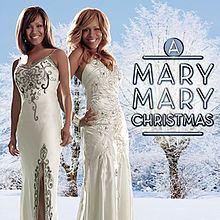 A Mary Mary Christmas httpsuploadwikimediaorgwikipediaenthumbb