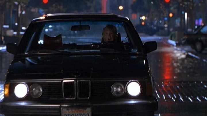 A Match Made in Heaven movie scenes 1983 BMW 733i E23 in The Lost World Jurassic Park 1997 movie BMW fans are crushed no pun intended when in one scene the driver throws his 733i