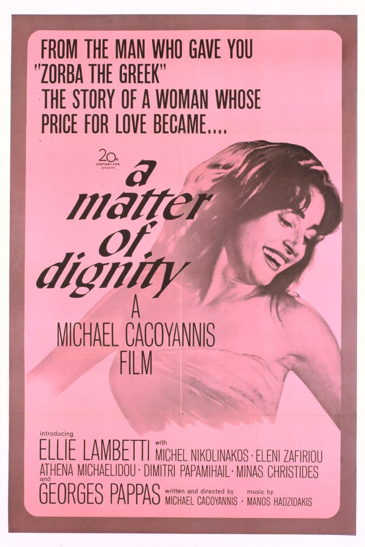 A Matter of Dignity wwwgstaticcomtvthumbmovieposters165418p1654