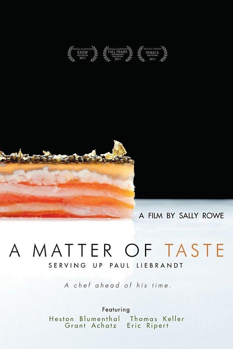 A Matter of Taste wwwgstaticcomtvthumbdvdboxart8648004p864800