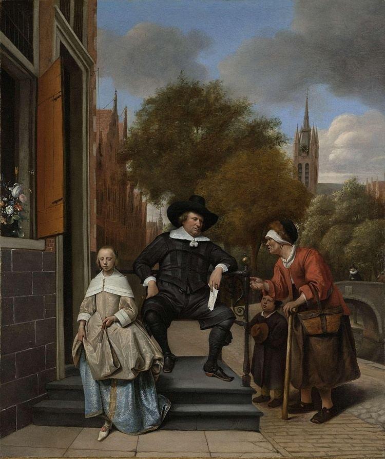 A Mayor of Delft and his Daughter lh5ggphtcomju4SFEOe8gxOAgcS2zjzygPXJhj8l9vDdk