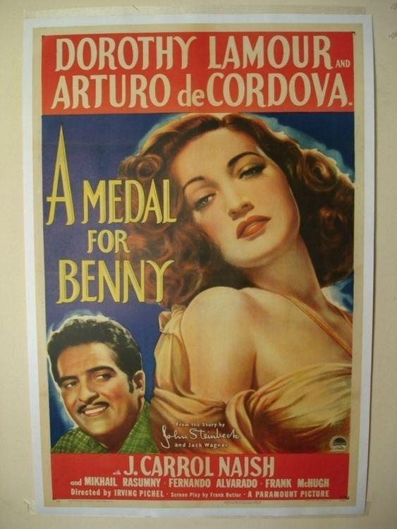 A Medal for Benny A MEDAL FOR BENNY 1945 Dorothy Lamour dvdr for sale