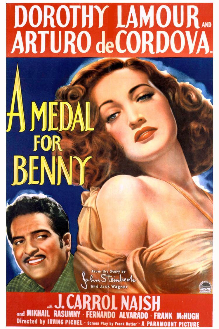 A Medal for Benny wwwgstaticcomtvthumbmovieposters39480p39480